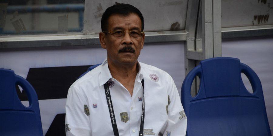 Umuh Muchtar Minta Persib Bandung Tiru Liverpool di Liga Champions