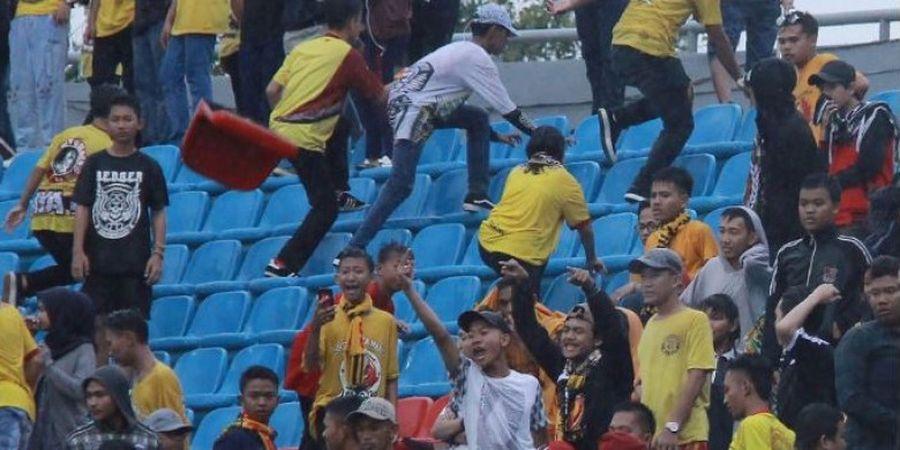 Stadion untuk Asian Games 2018 Dirusak, Ridwan Kamil: Terbuat dari Apa Pikiran Kamu?