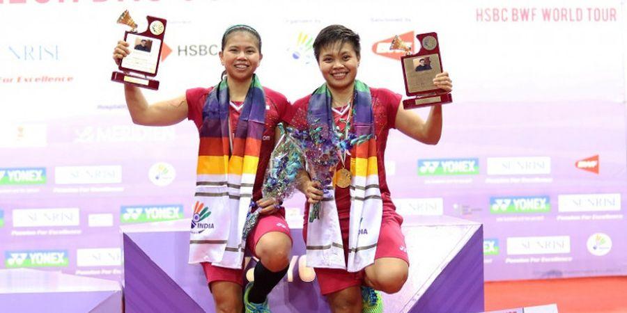 Berkat 6 Gelar Juara, Indonesia Pimpin Klasemen Perolehan Gelar Juara BWF World Tour 2018