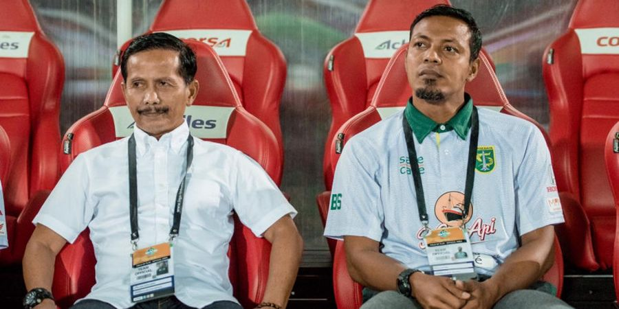 Persebaya Gagal Kalahkan Tim Liga 3 Jawa Timur, Begini Komentar Djanur