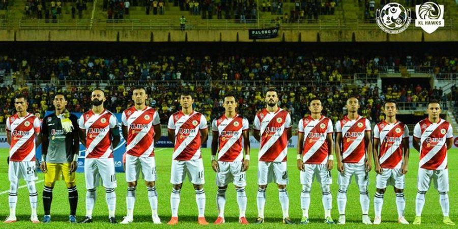 Kuala Lumpur FA Satukan 3 Bintang Jebolan Liga 1, Termasuk Mantan Kapten Persib