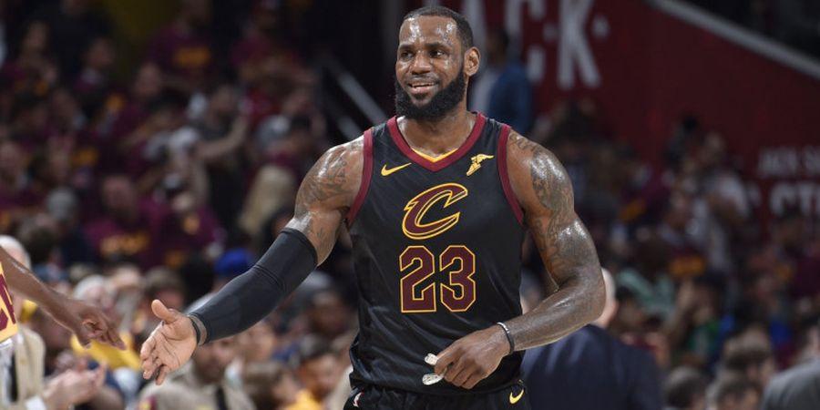 LeBron James Sebut Keluarga Jadi Penentu Masa Depannya di Cavaliers