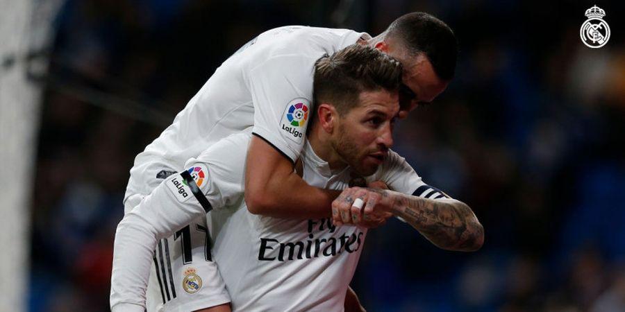 5 Rekor Kartu Sergio Ramos, Terbanyak di Klub dan 3 Ajang Sekaligus