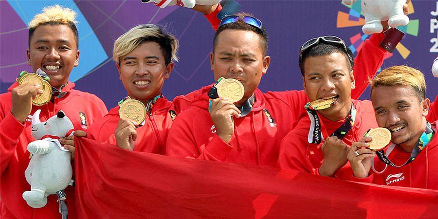 Cerita Peraih Medali Emas Asian Games 2018 yang Bisa Selamat dari Gempa Donggala