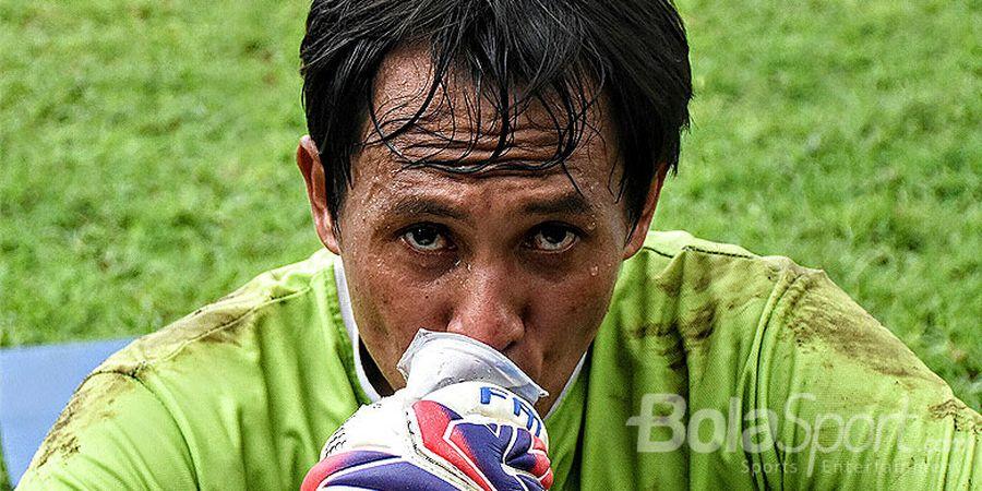 Keinginan dan Harapan Kadek Wardana Usai Menjadi Asisten Pelatih Penjaga Gawang Bali United