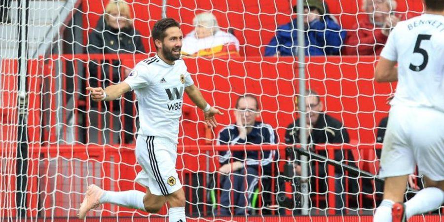 Hasil Manchester United Vs Wolves - Jose Mourinho Ditahan Sang Murid