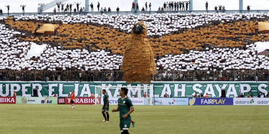BCS Membuka Pelayanan Pre-sale Tiket Laga PSS Sleman Vs Borneo FC