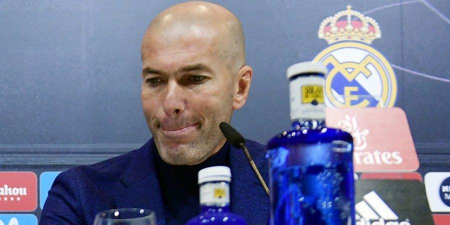 Deretan Ucapan Perpisahan Para Pemain Real Madrid kepada Zinedine Zidane, Ada yang Bangga Bisa Dilatih Sang Idola