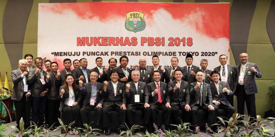 Gelar Mukernas 2018, PBSI Bangga Indonesia Rebut 56 Gelar