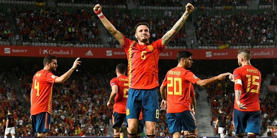 Berita UEFA Nations League - Sinar 3 Bintang Real Madrid Sampai Kegelapan Menaungi Pemain Barcelona di Laga Sama
