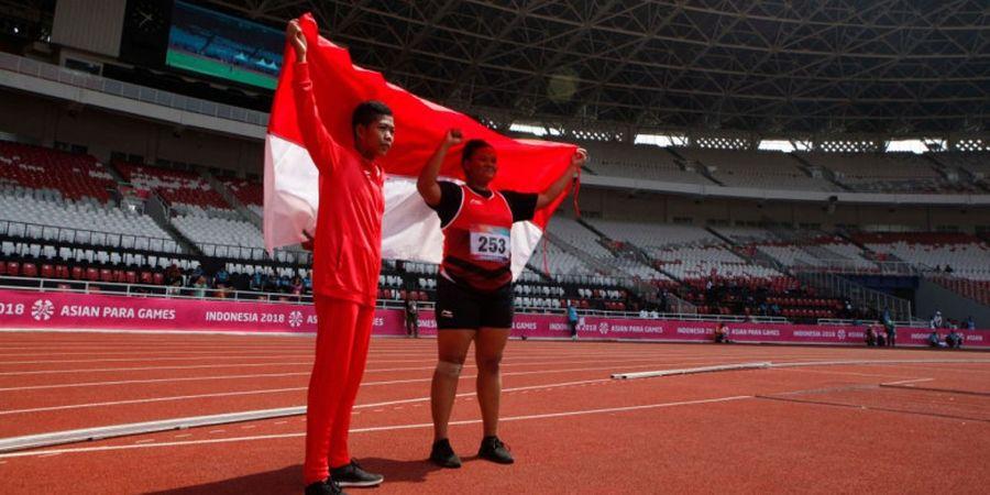 Asian Para Games 2018: Cerita Istimewa di Stadion GBK