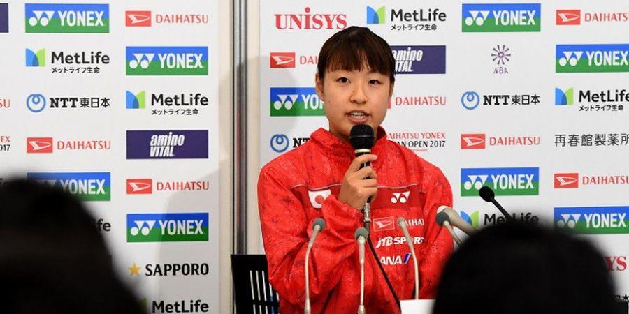 Nozomi Okuhara Bersyukur Bisa Capai Final Perdananya pada 2018