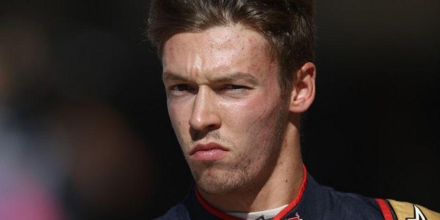 Ini Alasan Toro Rosso Pilih Daniil Kvyat daripada Pierre Gasly
