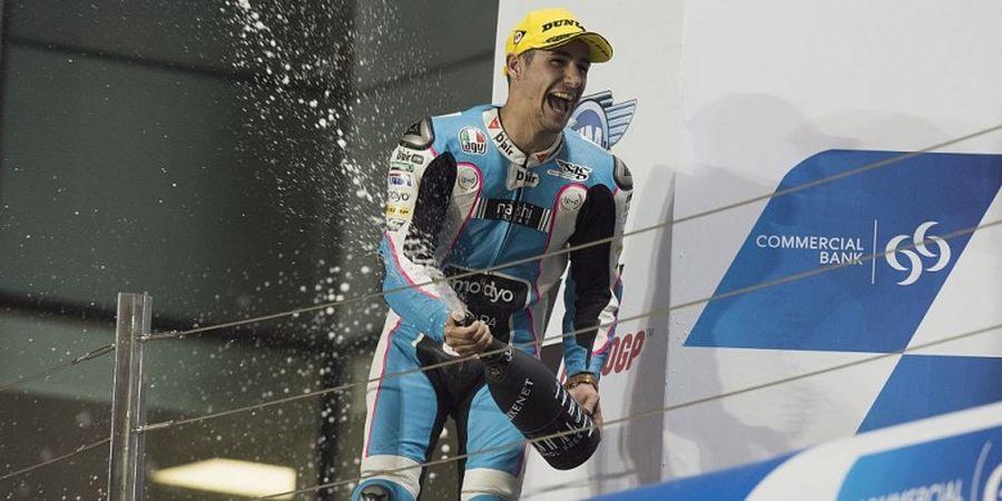 Kecelakaan pada Free Practice GP Catalonia, Pebalap Moto2 Spanyol Ini Meninggal Dunia