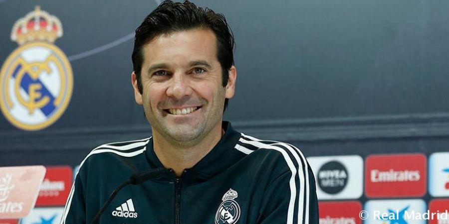 Real Madrid Berubah di Era Santiago Solari, Lebih Banyak Gol daripada Penguasaan Bola