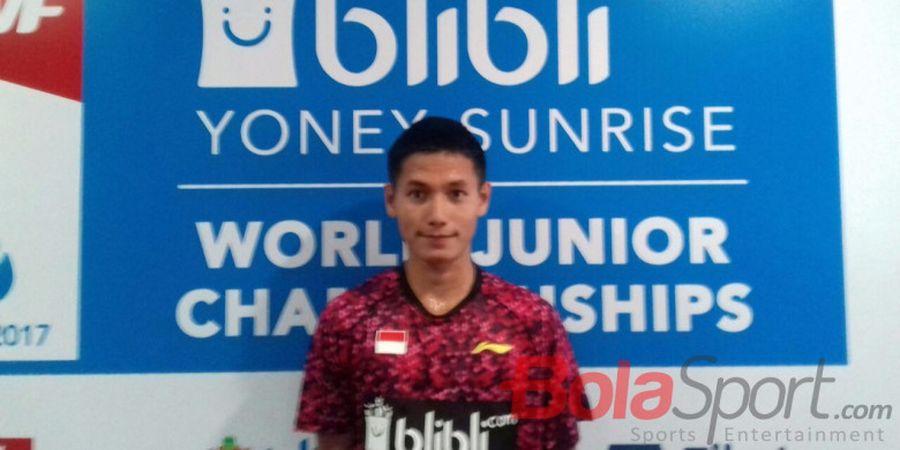 Kejuaraan Dunia Junior 2017 - Gatjra Piliang Ungkap soal Target Pribadi dan Tim Indonesia