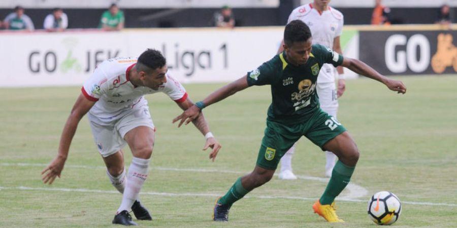Osvaldo Haay Rindu Berlatih bersama Persebaya Surabaya
