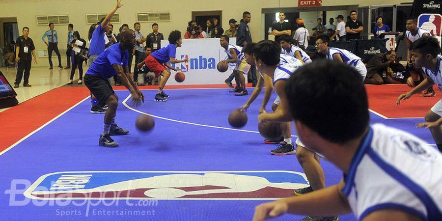 Sambangi Palembang, Program Jr NBA Beri Pelatihan untuk Guru dan Atlet Sumsel