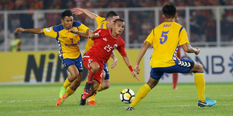 Piala AFC - Persija Terancam Tersingkir, Riko Rindukan Marko Simic