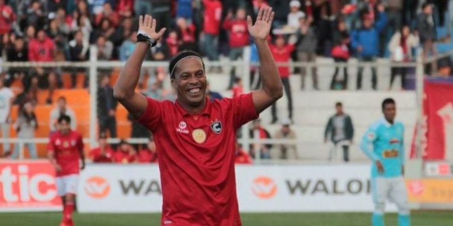 Destinasi Spesial yang Berkali-kali Dilewatkan Ronaldinho