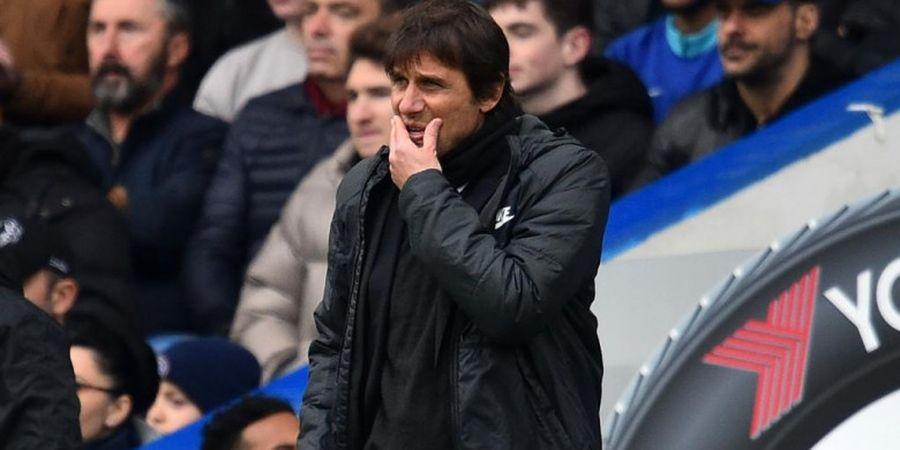 Antonio Conte Bantah Ribut dengan Bek yang Mengkritik Dirinya