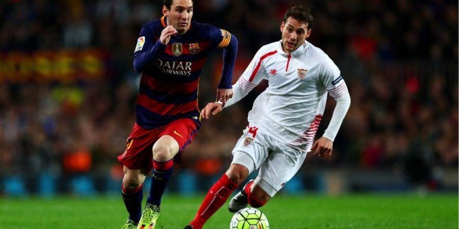 Bukti Tendangan Bebas Messi Semakin Menakutkan