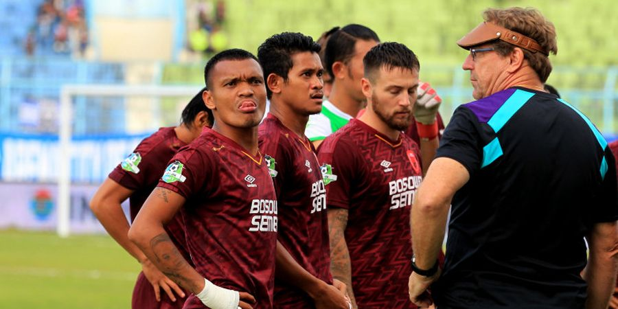 Mental dan Sejarah Tim Jadi Kunci Utama PSM Dapat Juarai Liga 1 2018