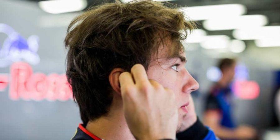 Bersama Red Bull, Pierre Gasly Mengaku Kurang Puas atas Performanya