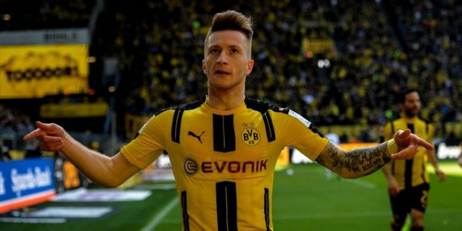 Hasil Liga Jerman, Borussia Dortmund Geser Hoffenheim
