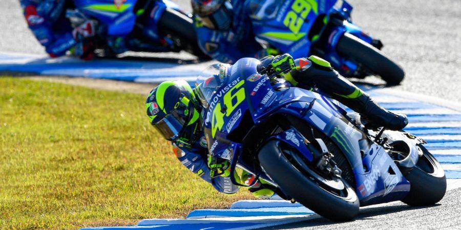 Yamaha Masih Dipercaya Penuh oleh Valentino Rossi