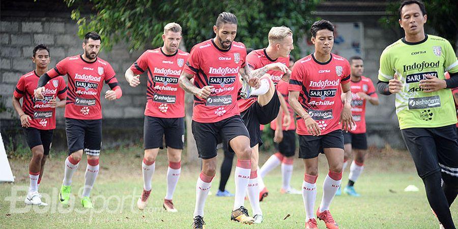 Pemain Berdarah Asing Diparkir, Bali United Lakoni Partai Perdana Piala Indonesia dengan Talenta Lokal