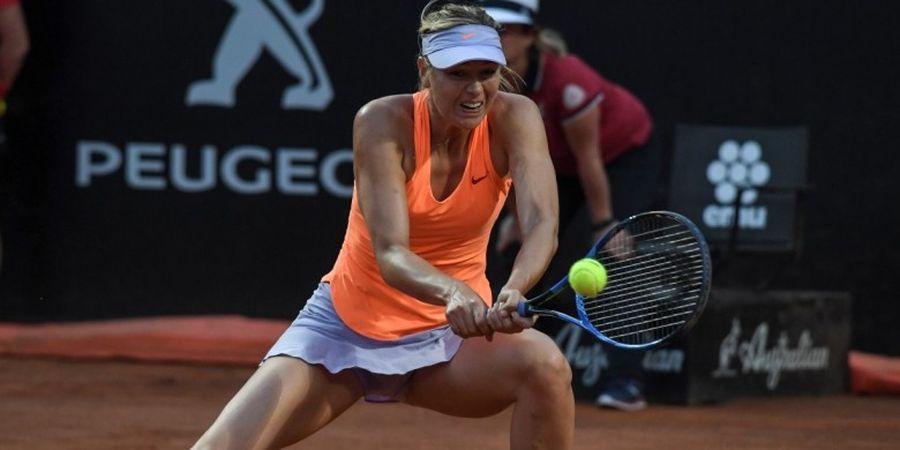 Tak Ada Wild Card dari Prancis Terbuka untuk Maria Sharapova