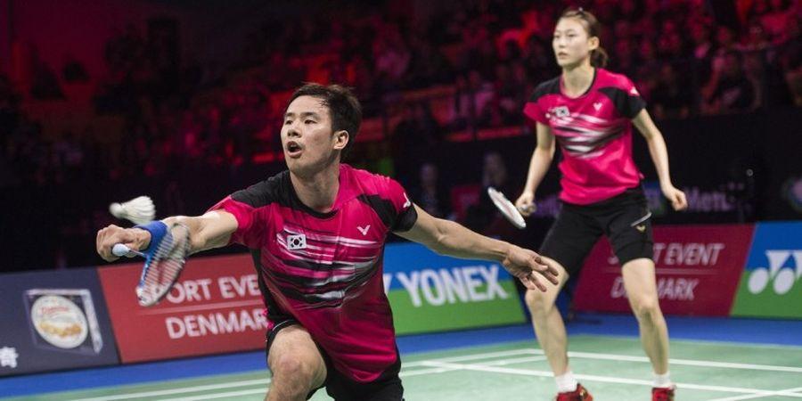 Ko Sung-hyun/Kim Ha-na Terhalang Kepercayaan Diri di Final BCA Indonesia Open