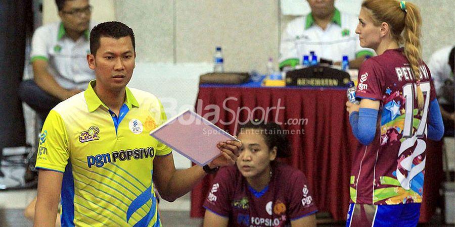 Latih Tim Putri, Ayip Rizal Takut Baper