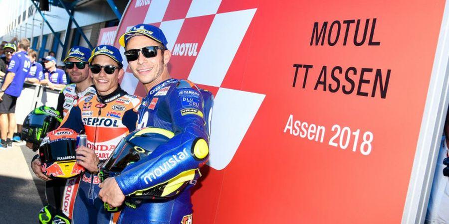 MotoGP Belanda Resmi Ditunda, 'Puasa' Para Pembalap Semakin Lama