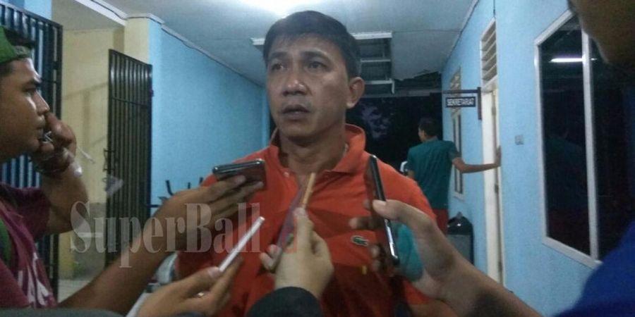 Manajer Persija Jadikan Sanksi dari Komdis PSSI sebagai Pelajaran bagi Klubnya