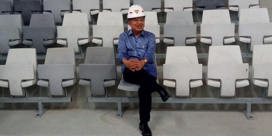Sambangi Wisma Atlet Kemayoran, Jusuf Kalla Layangkan Pujian