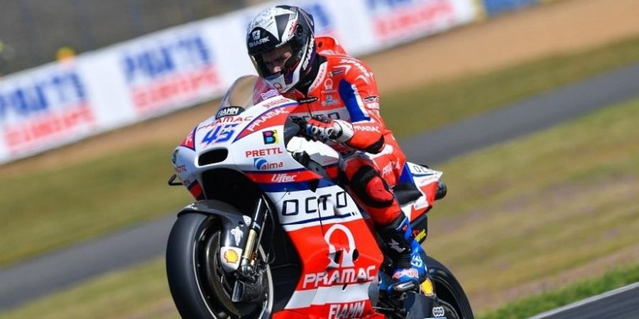 Redding Bersinar pada Latihan Ketiga GP Prancis