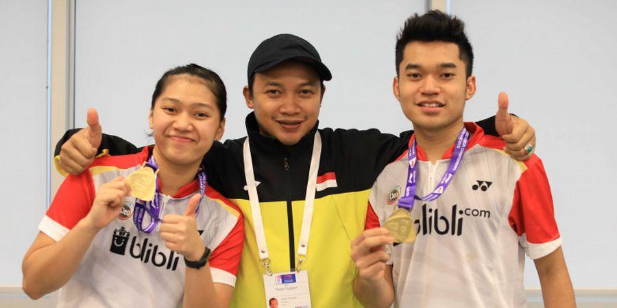 Kejuaraan Asia Junior 2019 - Indonesia Hadapi Thailand pada Babak Final Usai Kalahkan Korea