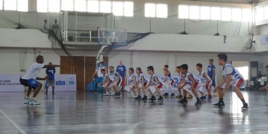 Jr NBA Buka Rangkaian Program 2017 di Surabaya