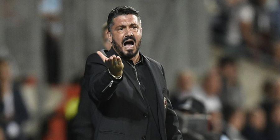 Alasan Gennaro Gatttuso Tak Mau Latih AC Milan dengan Kekerasan