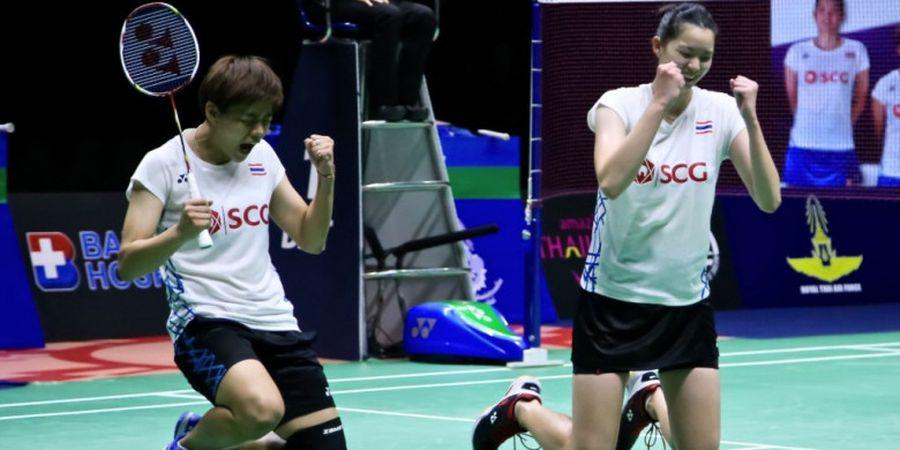 Juara Thailand Masters 2019, Sektor Ganda Putri Jadi Penyelamat Wajah Tuan Rumah