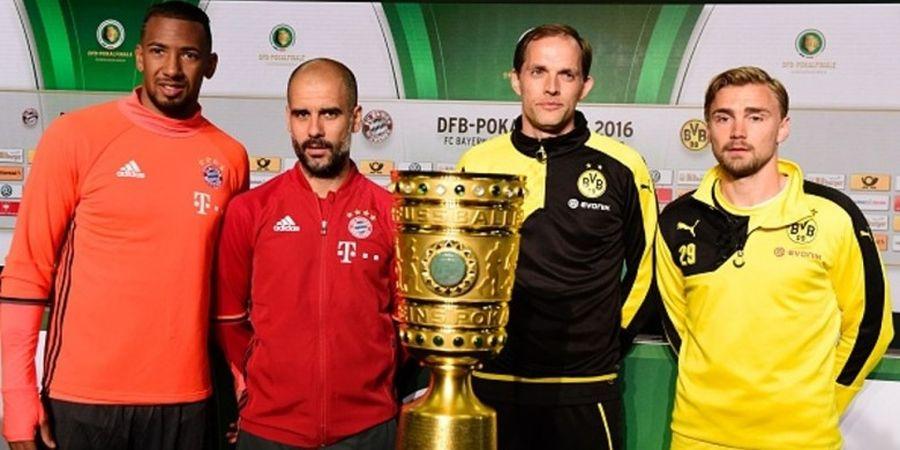 Giovane Elber: Josep Guardiola Tidak Gagal di Bayern Muenchen!