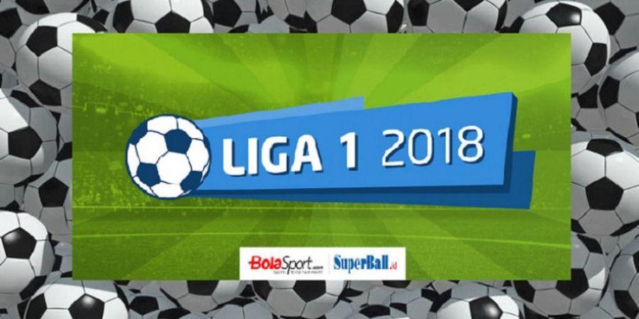 Jadwal Live 8-9 Oktober 2018, Persija dan Persib Lakoni Pekan Ke-24 Liga 1