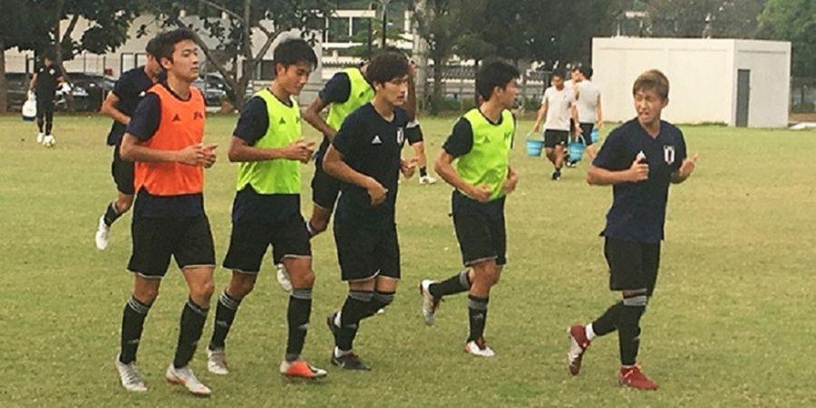 Link Live Streaming Timnas U-19 Indonesia, Jepang Punya Musuh Lain yang Harus Dihadapi