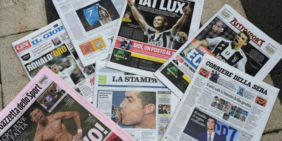 Cristiano Ronaldo Pemantik Revolusi Italia dan Real Madrid
