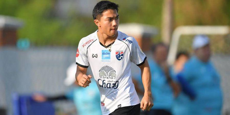 Berpeluang Main di Leicester City, Bintang Timnas Thailand Dapat Kendala