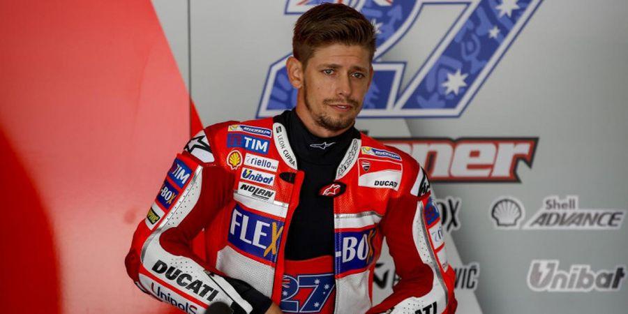 Respons Direktur Ducati soal Isu Kepindahan Casey Stoner ke Honda
