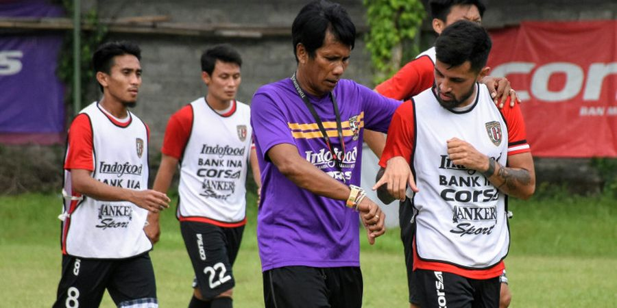 Bali United Adakan Tes Fisik, Dua Pemain Ini Jadi yang Terbaik