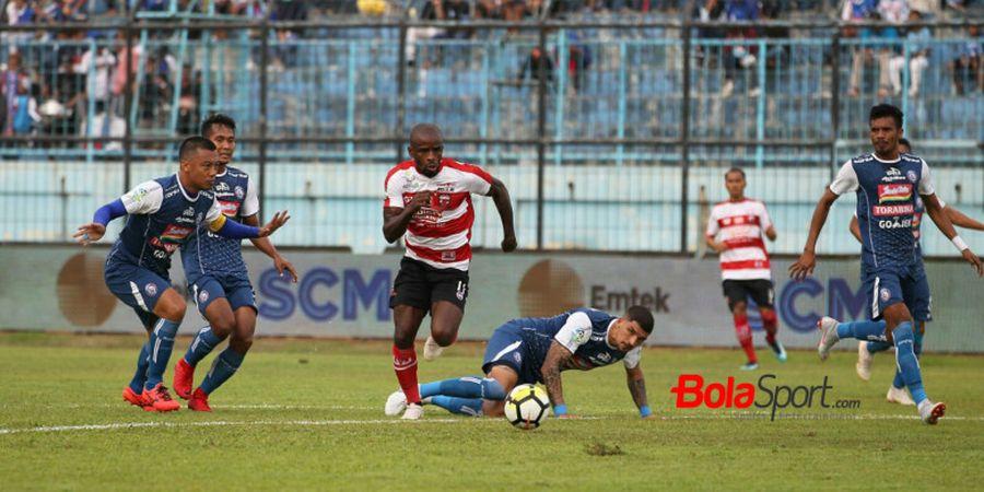 Madura United Hanya Pertahankan 12 Pemain untuk Liga 1 2019